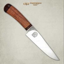 Нож Барибал (орех)