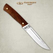 Нож Бекас ЦМ (орех)
