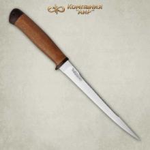 Нож Белуга (орех)
