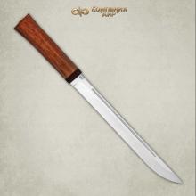 Нож Бурятский большой (орех)