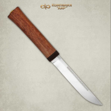 Нож Бурятский малый (орех)