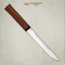 Нож Бурятский средний (орех)