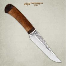 Нож Восток (орех)