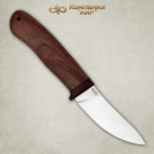 Нож Горностай (орех)
