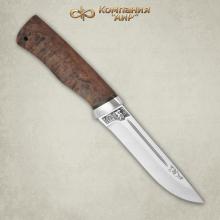 Нож Бекас (стабилизированная карельская береза)