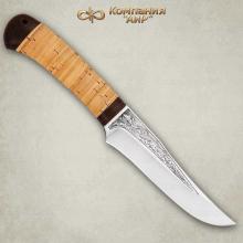 Нож Восток (береста)
