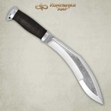Нож Джунгли кукри (кожа)