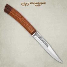 Нож Заноза (орех)