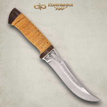 Нож Клык (береста)