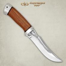 Нож Клык (орех)