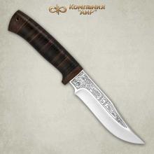 Нож Клычок-1 (кожа)