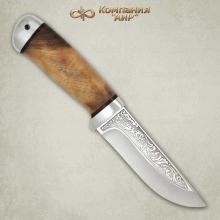 Нож Клычок-2 (орех)
