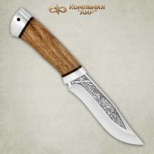 Нож Клычок-3 (орех)