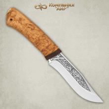 Нож Клычок-3 (карельская береза)