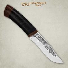 Нож Клычок-3 (кожа)