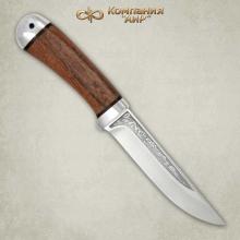 Нож Лиса (орех)