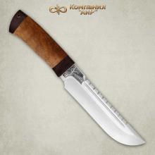 Нож Робинзон-1 (орех)
