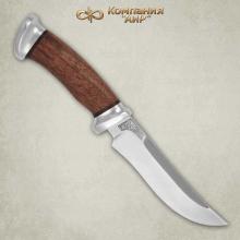 Нож Росомаха (орех)