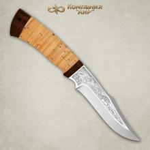 Нож Хазар (береста)