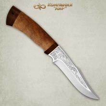 Нож Хазар (орех)