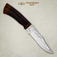 Нож Хазар (кожа)