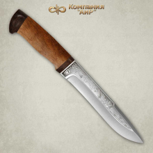 Нож Шаман-1 (орех)