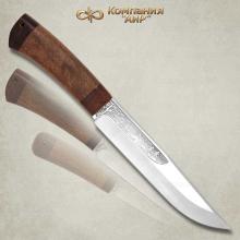 Нож Шашлычный большой (орех)