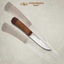 Нож Шашлычный  малый (орех)