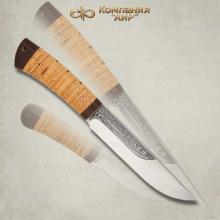 Нож Шашлычный средний (береста)