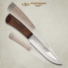 Нож Шашлычный средний (орех)