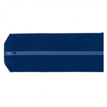 Погоны син. 1 голубой просвет на пластике