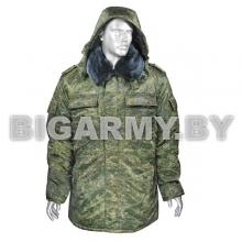 "Куртка зим. Аляска (мод. N) ""русская цифра"" (ткань ""оксфорд"")"
