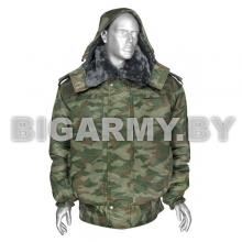 """Куртка зим. Оперативка (мод. N) """"флора"""" (ткань """"оксфорд"""")"""