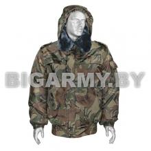 "Куртка зим. Оперативка (мод. S) ""кукла"" зеленая (ткань ""оксфорд"")"