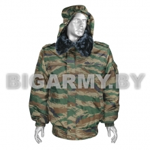 "Куртка зим. Оперативка (мод. S) ""камыш"" зеленый (ткань ""оксфорд"")"