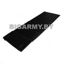 Коврик складной полиуретановый черный (182 х 53 х 1,5 см)