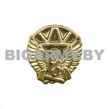 Эмблема ЖДВ пластмассовая